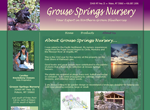 Grouse Springs Nursery